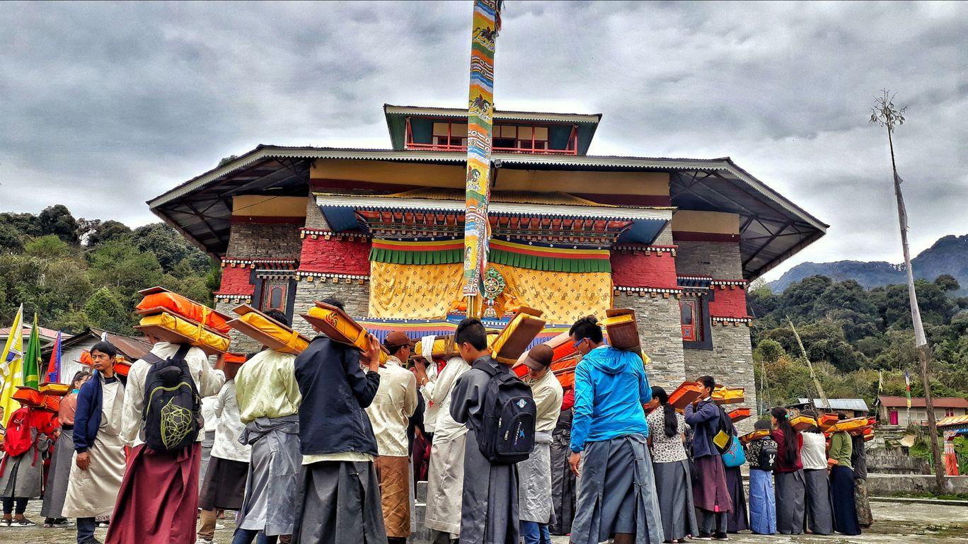 Photo of Labrang Monastery By ZIMBA vlogs