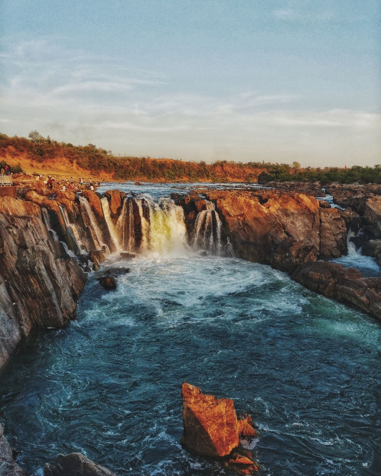 Photo of Dhuandhar Falls By Ashutosh Shrivastava
