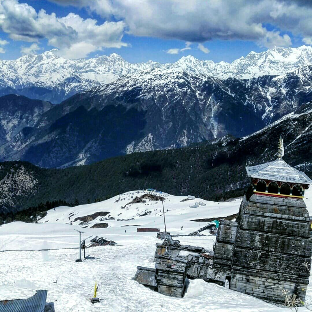 Photo of Tungnath Temple By Himanshu Prajapat