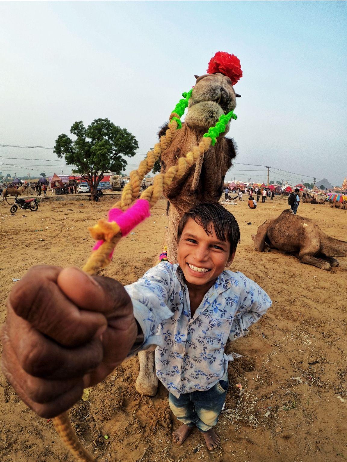 Photo of Pushkar Camel Fair By khanabadosh
