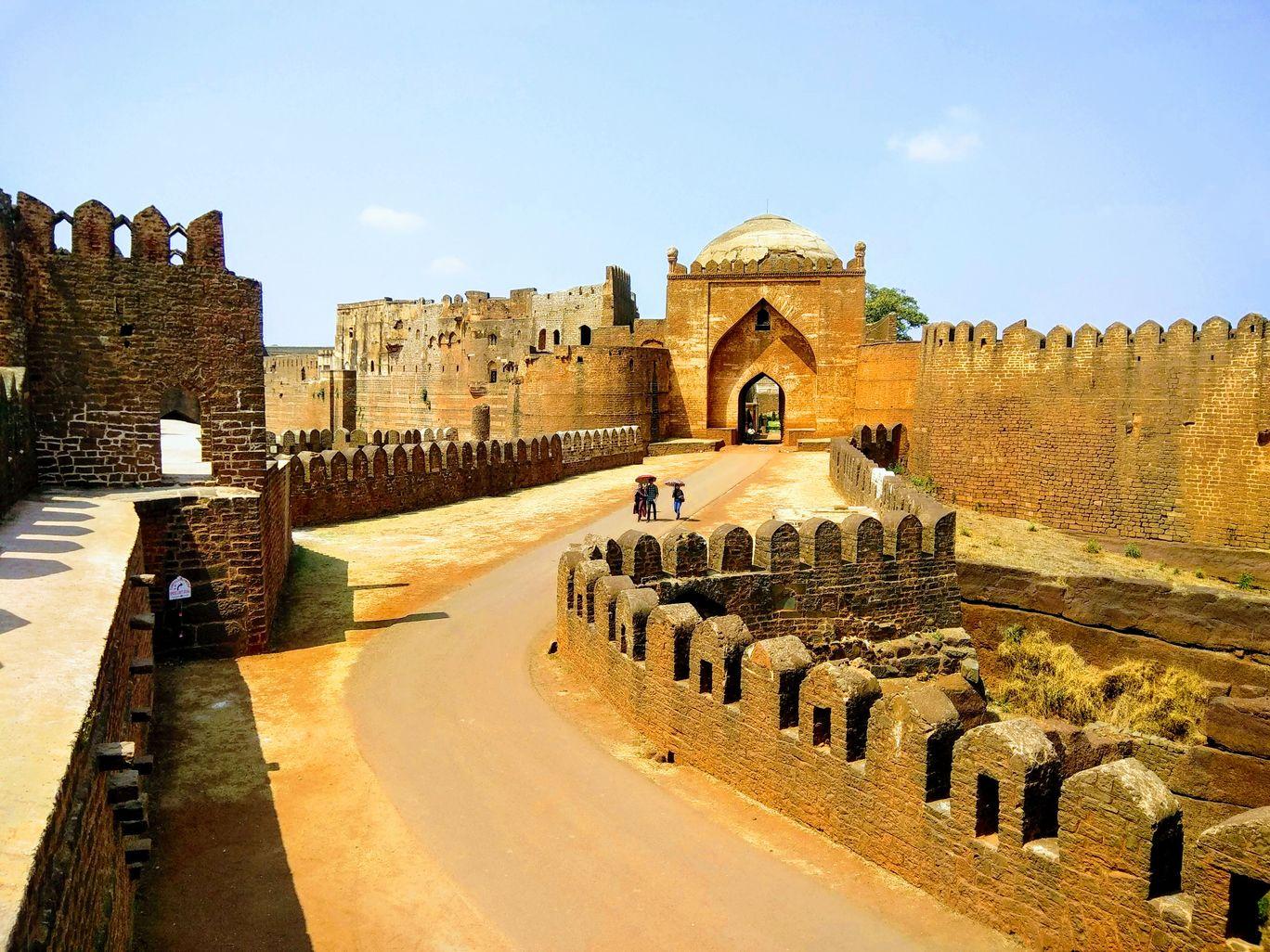 Photo of Bidar Fort By Sidharth Hota