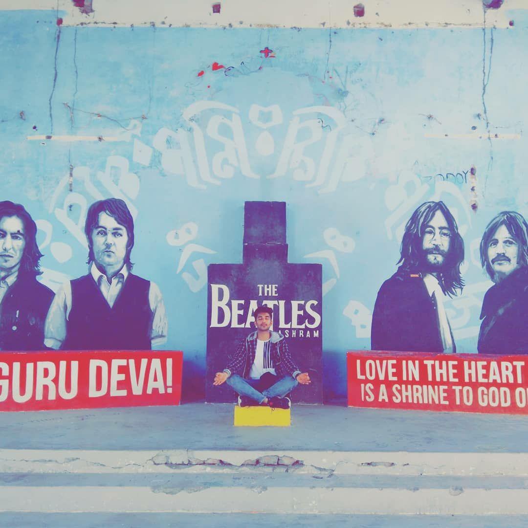 Photo of Beatles Ashram By Anshul Kayast