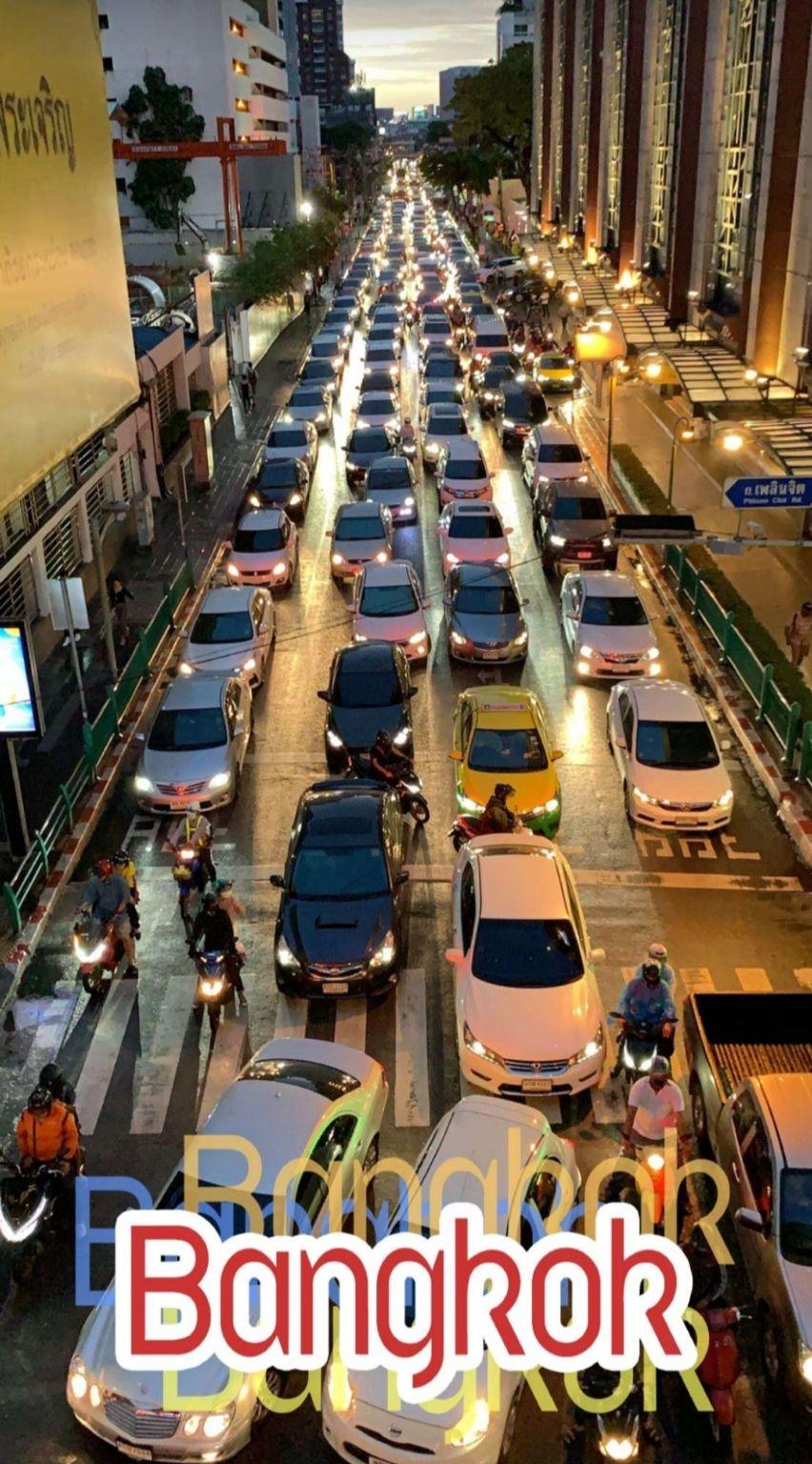 Photo of Bangkok By Ishu Raj Bagrecha