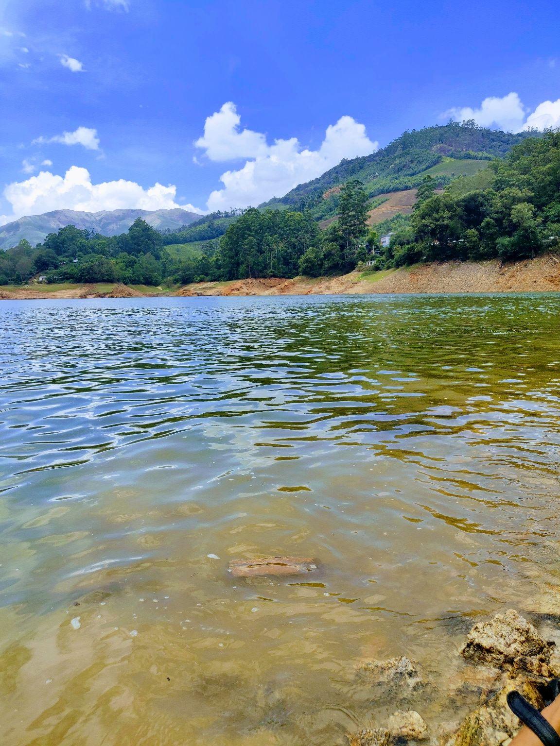 Photo of Mattupetty Dam By Banita Sei