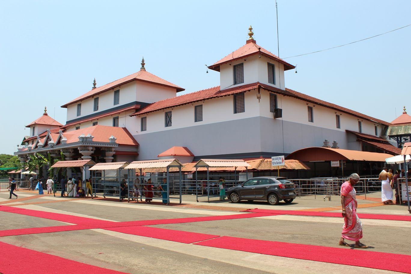 Photo of Dharmasthala Sri Manjunatha Swamy Temple By shubham poudyal