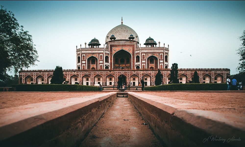 Photo of Humayun's Tomb By Anoop Verma