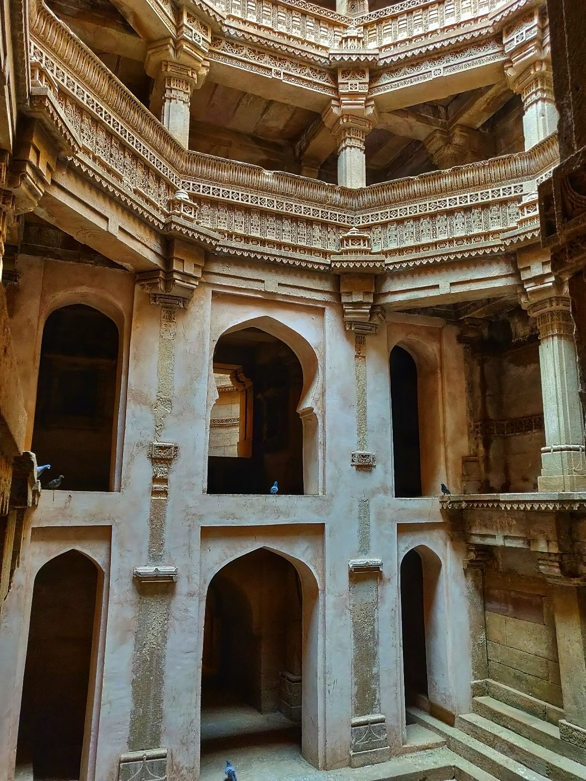 Photo of The Adalaj Stepwell By Vidushi Sharma
