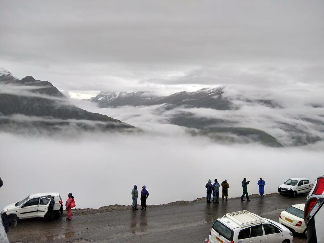 Photo of Rohtang Pass By Anita Minz