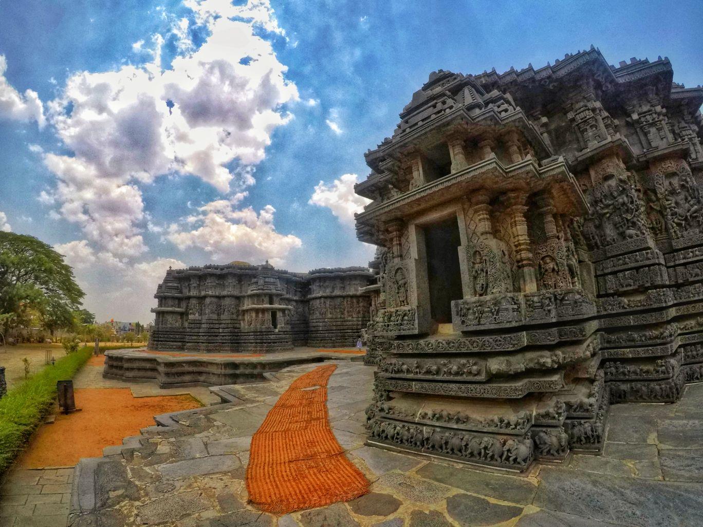 Photo of Belur Chennakeshava Temple By Srivenu Gopal
