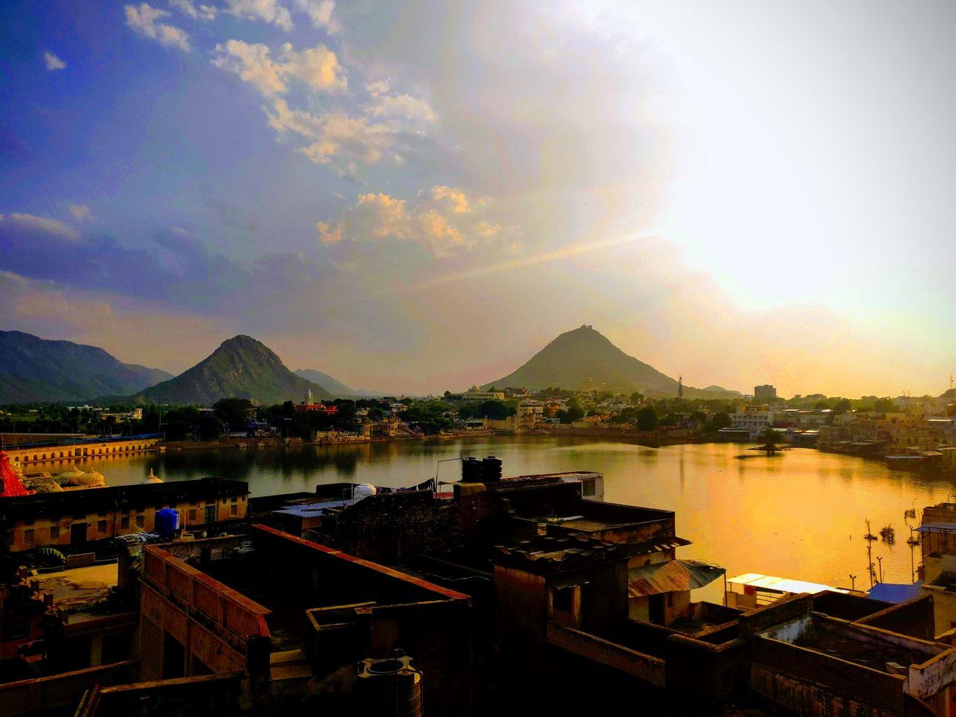 Photo of Pushkar By Kunal Jain