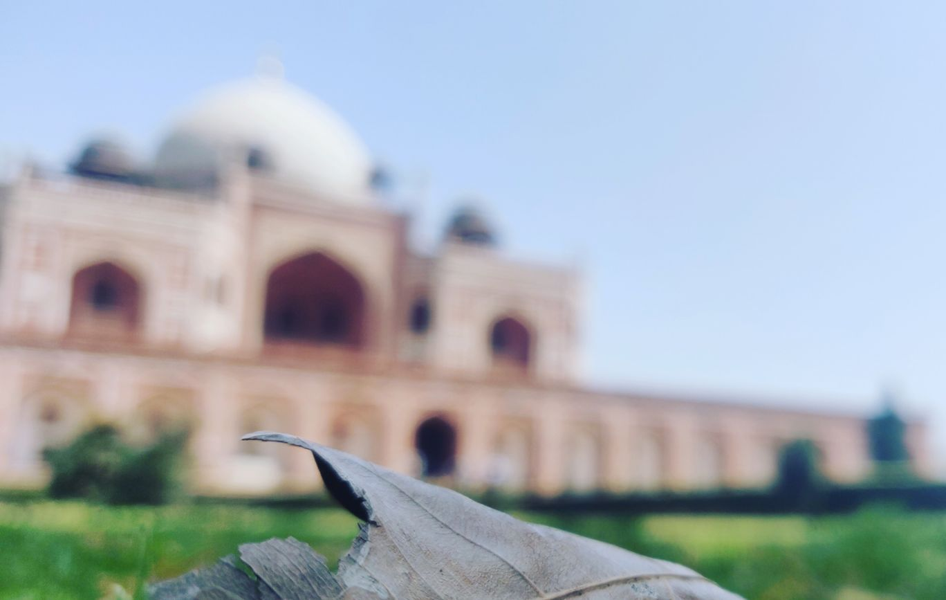 Photo of Humayun's Tomb By Shubham Sinha