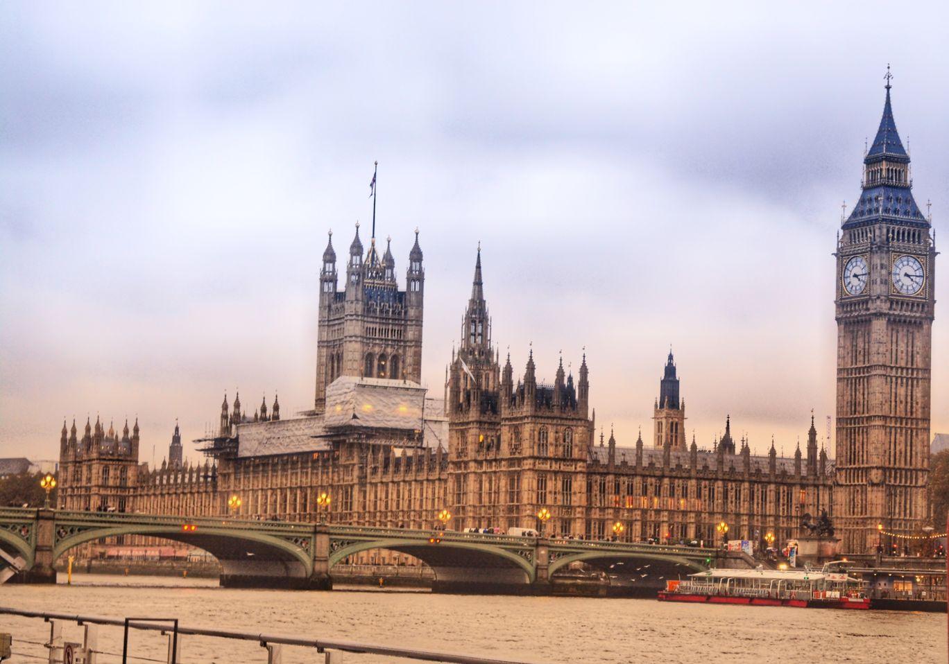 Photo of London By Shubham Sinha