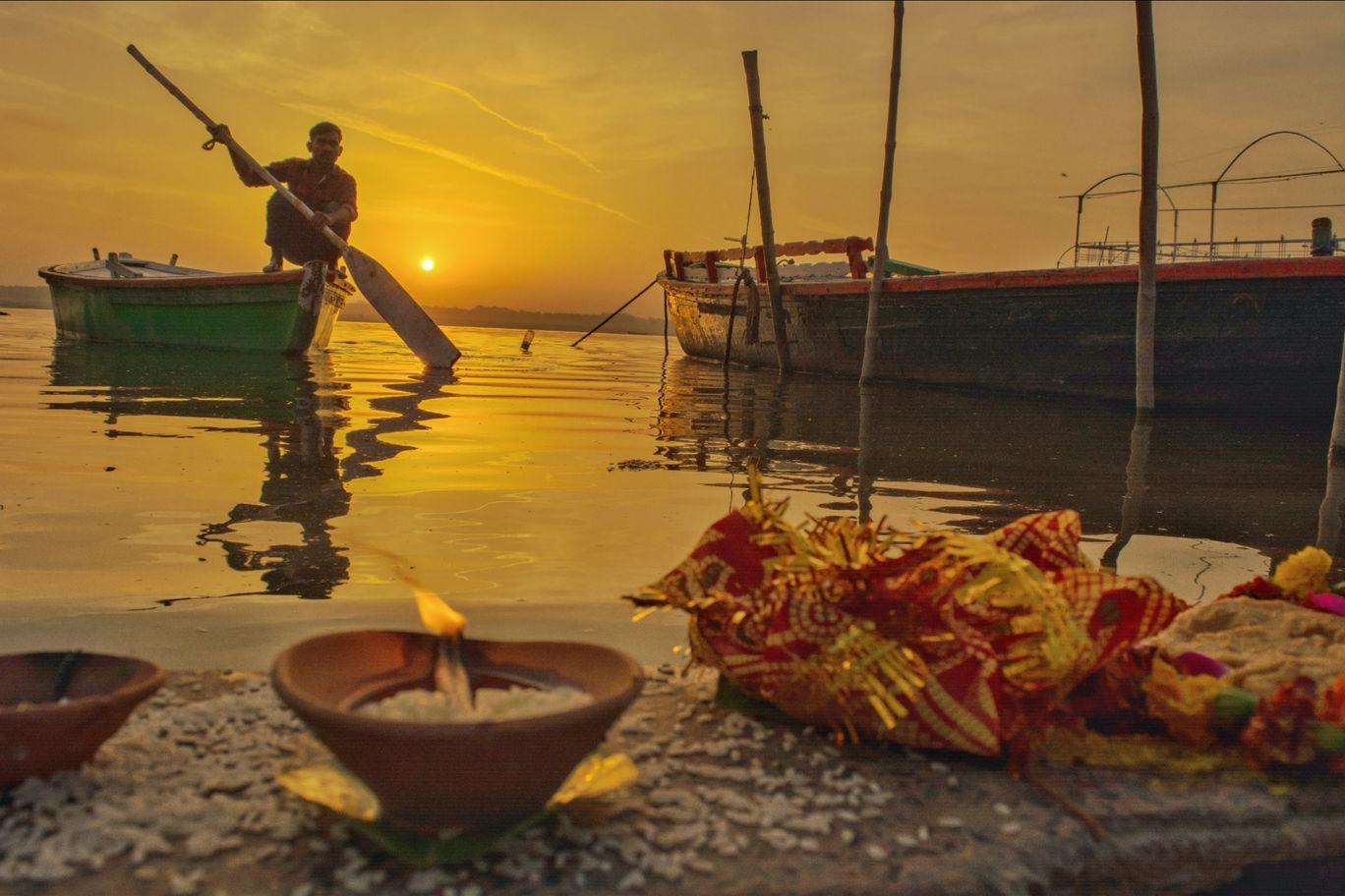 Photo of Varanasi By Abhishek Kumar