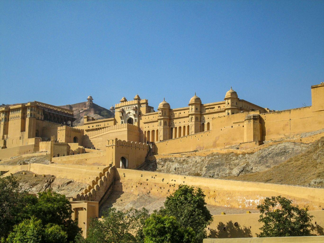Photo of Amer Fort By manish tripathi