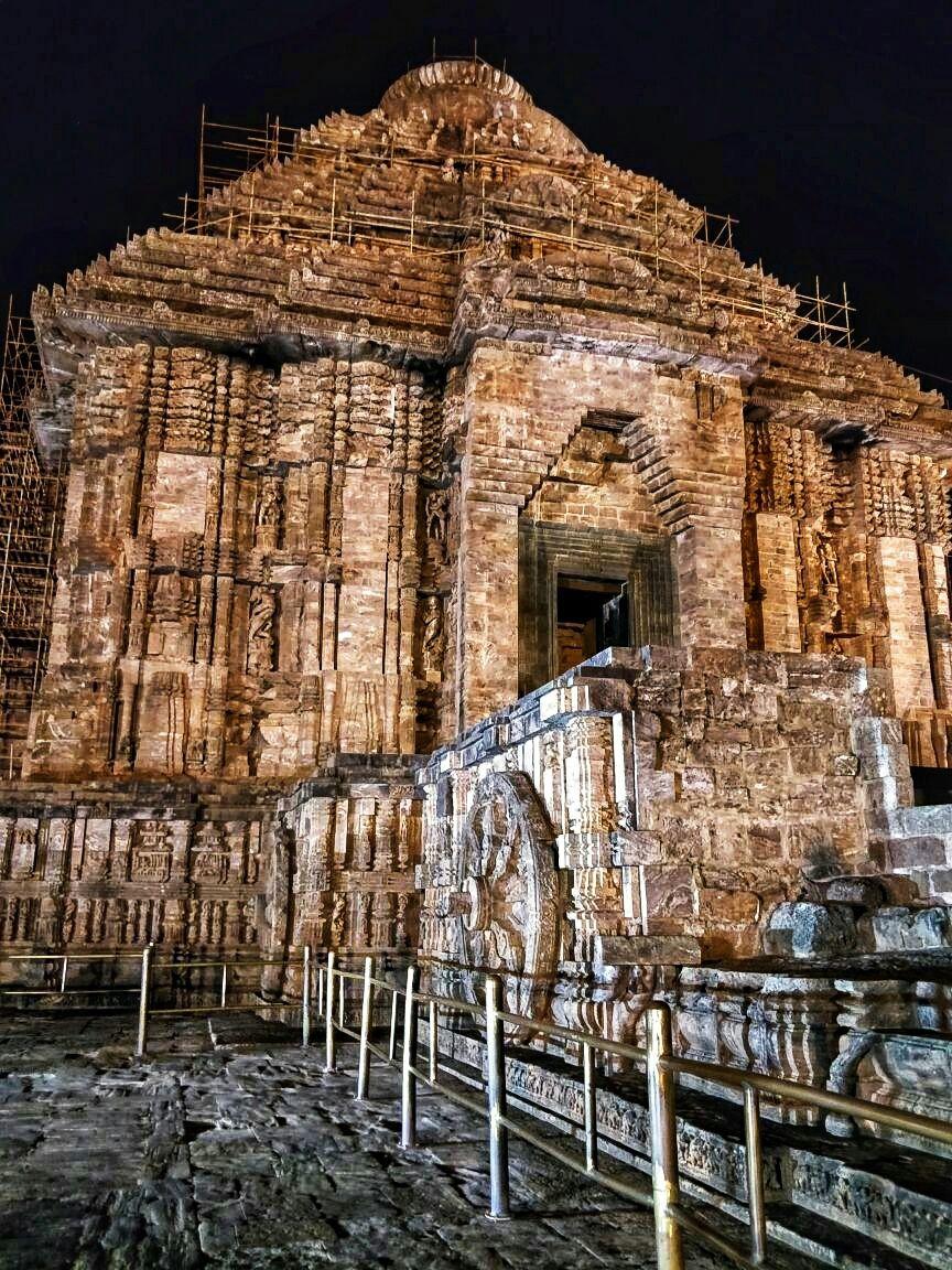 Photo of Konark Sun Temple By Pinky Roy