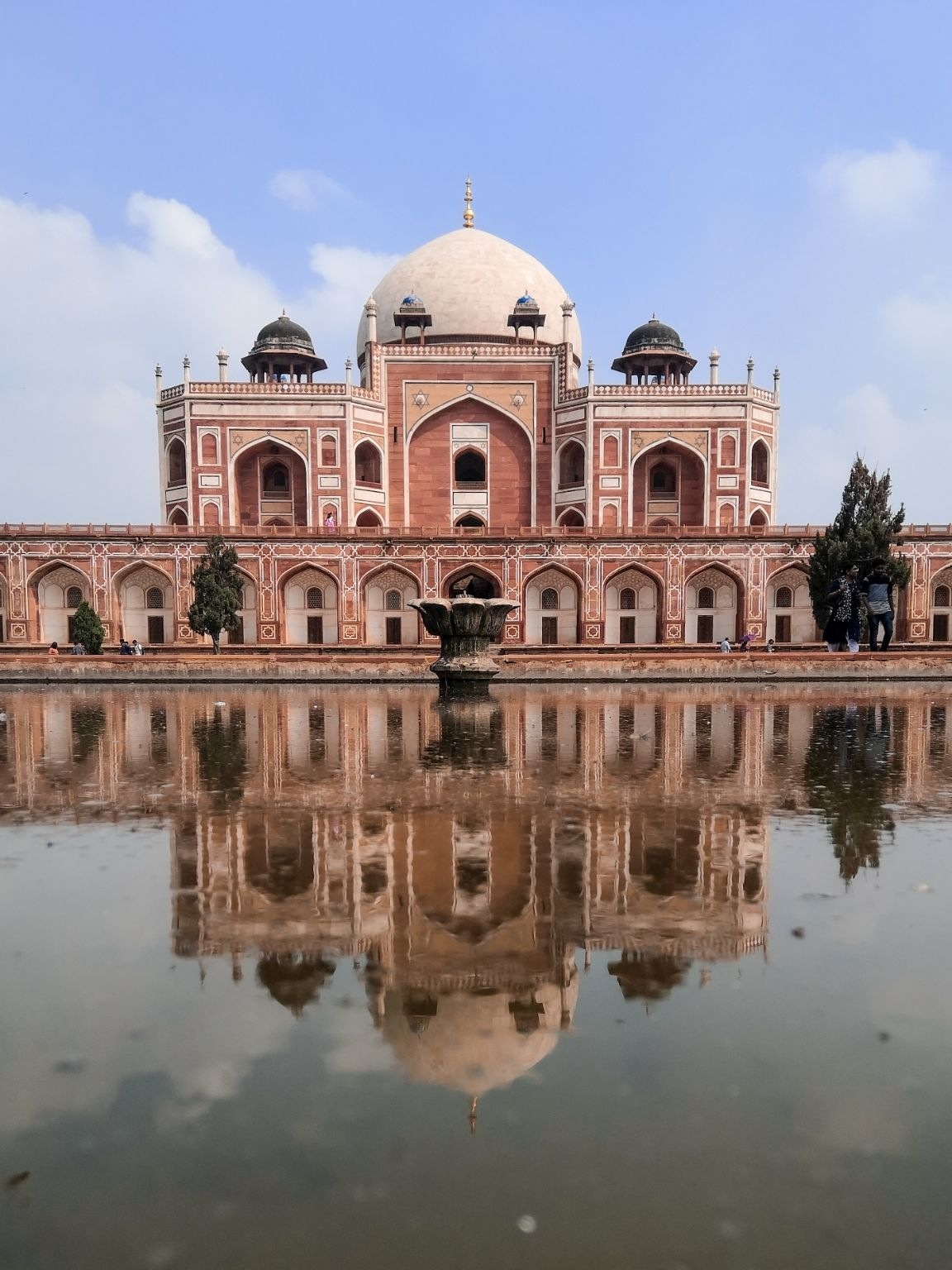 Photo of Humayun's Tomb By Ajay Kumar
