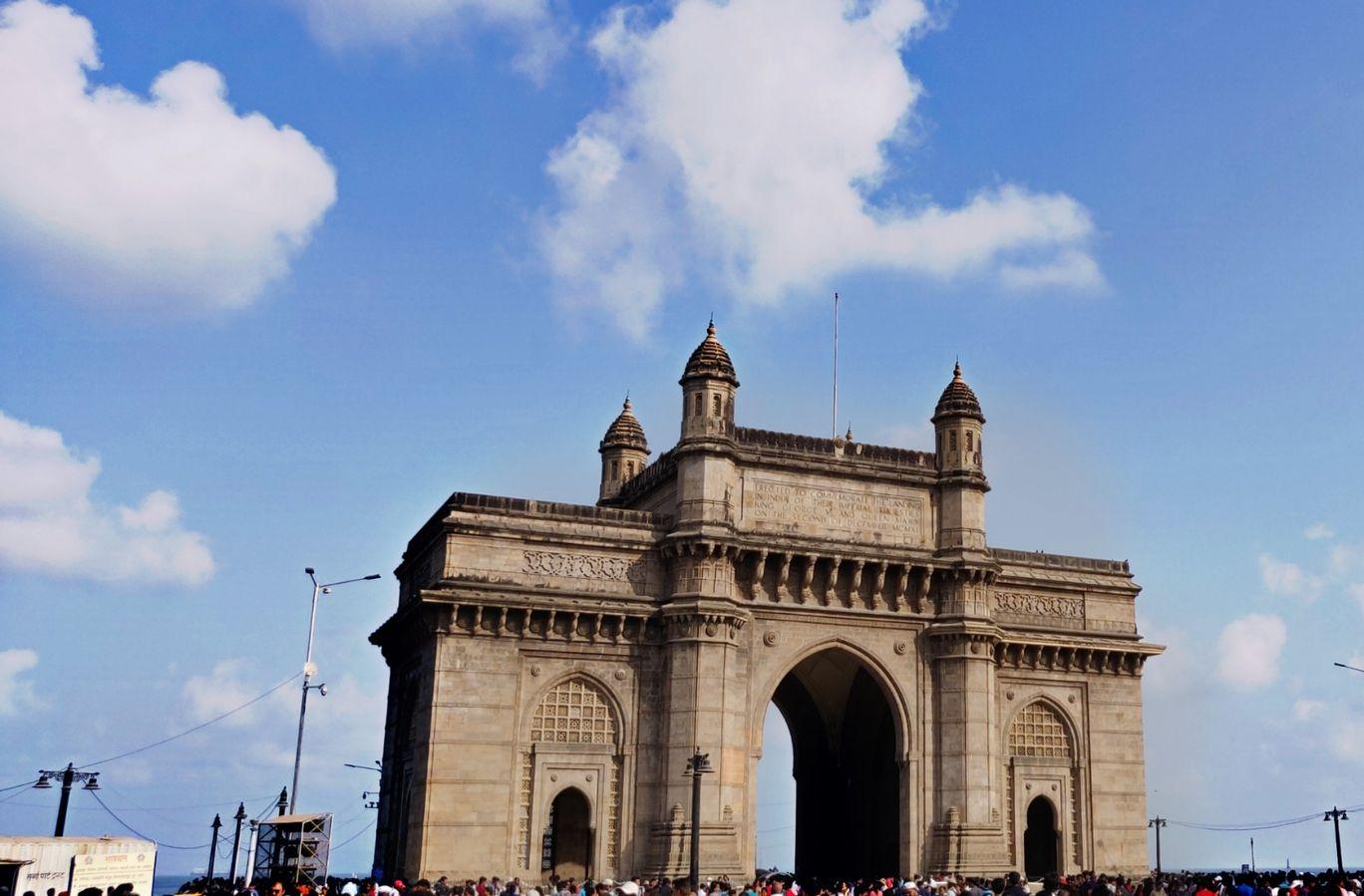 Photo of Gateway Of India Mumbai By Kashish Monga