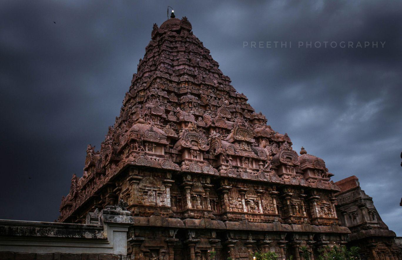Photo of Gangai Konda Cholapuram By Preethi Jayachandran