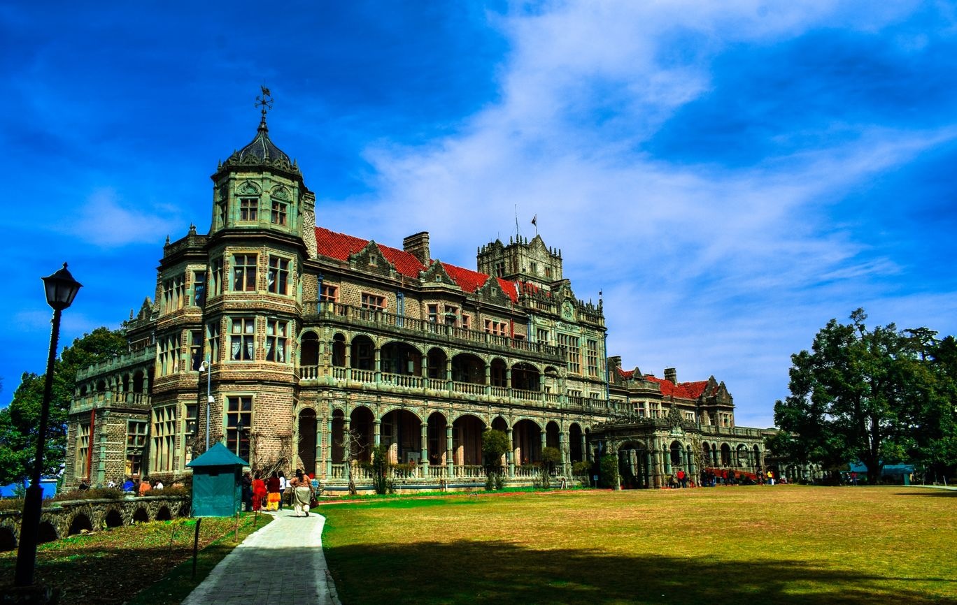 Photo of Viceregal Lodge & Botanical Gardens By Anurag Dubey