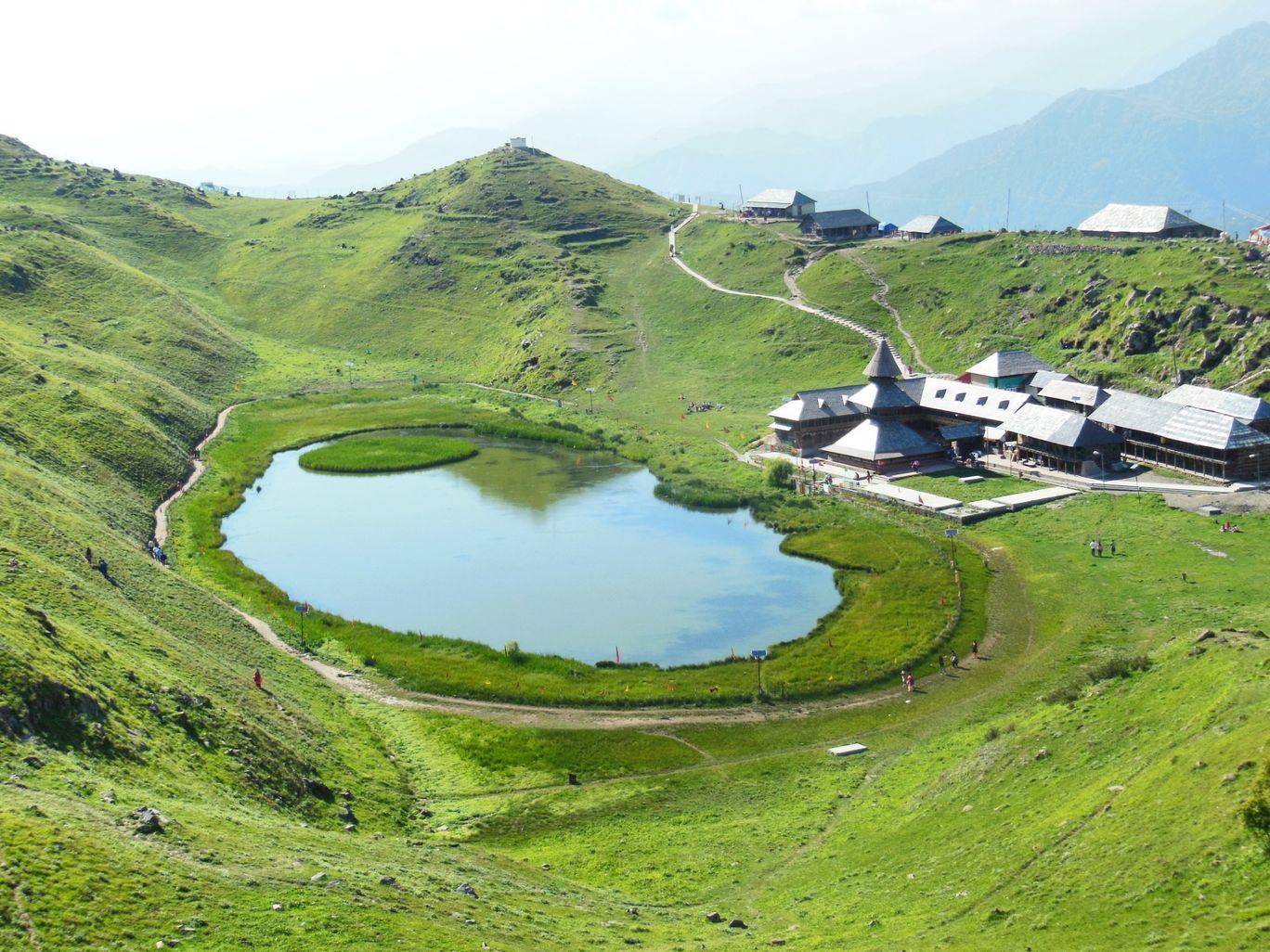 Photo of Prashar Lake - Sunshine Himalayan Camp By NirvanaSeeker (ऋषि)