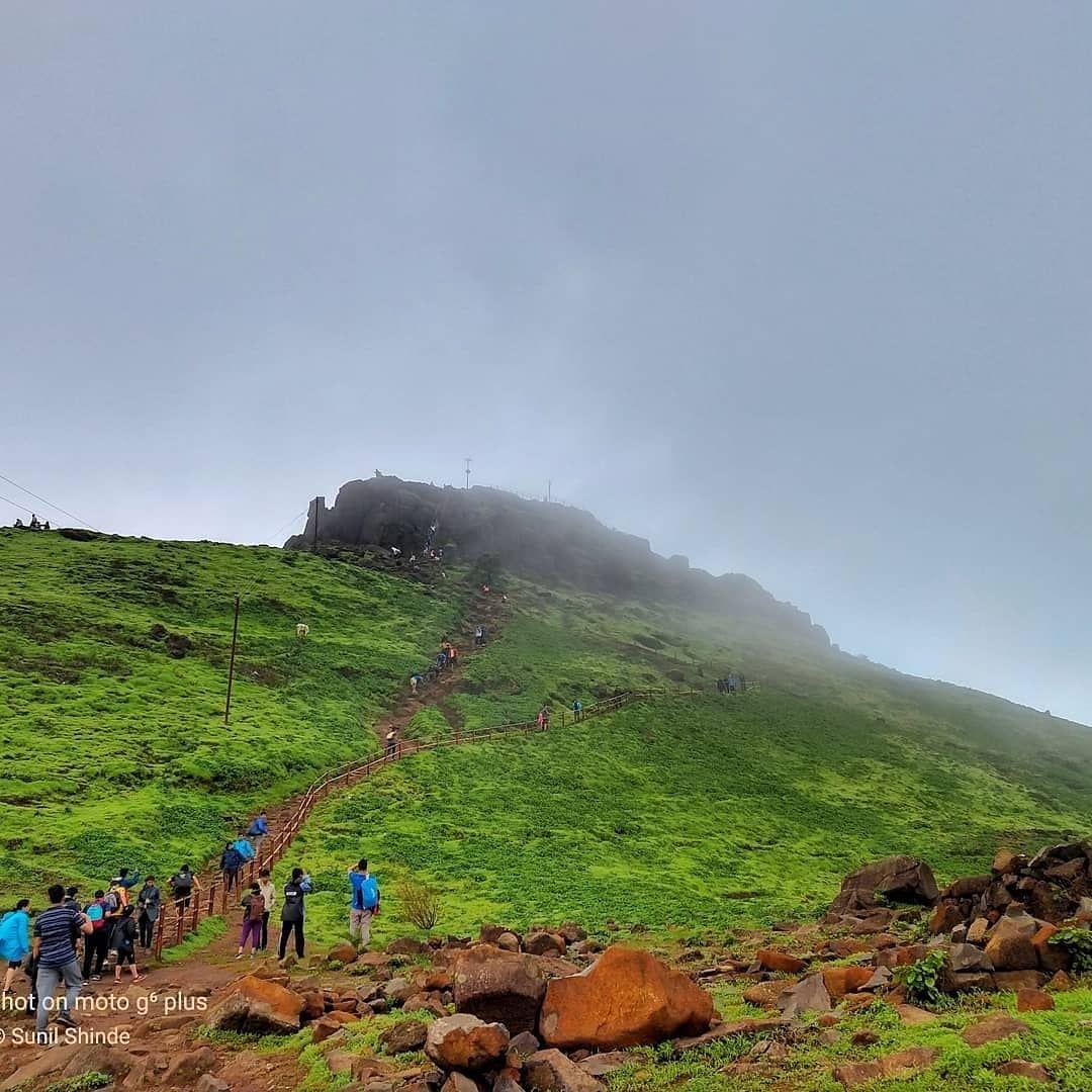 Photo of kalsubai Peak By Sunil Shinde