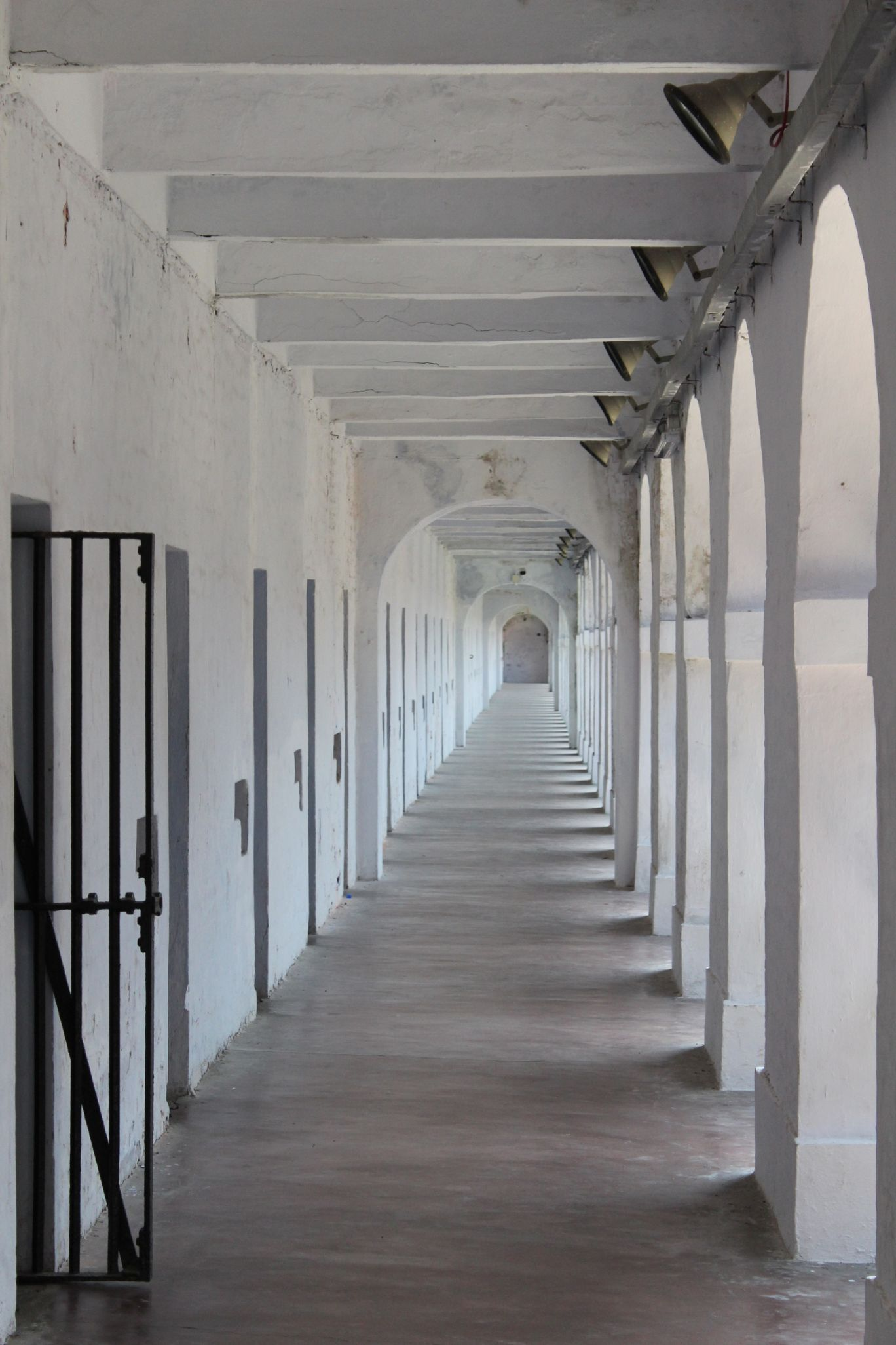 Photo of Cellular Jail By Inked Passports