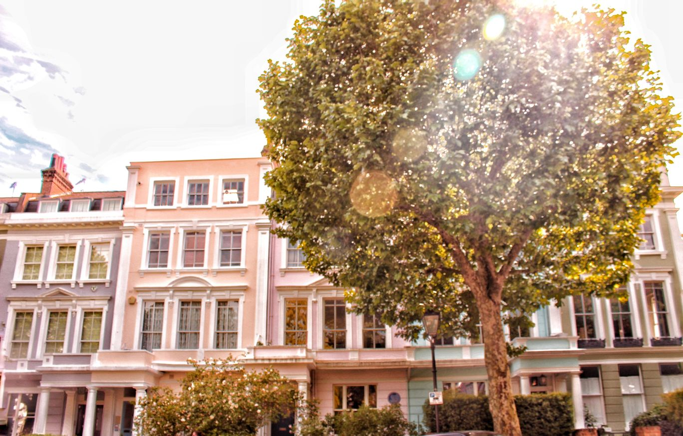 Photo of Chalcot Square By Inked Passports
