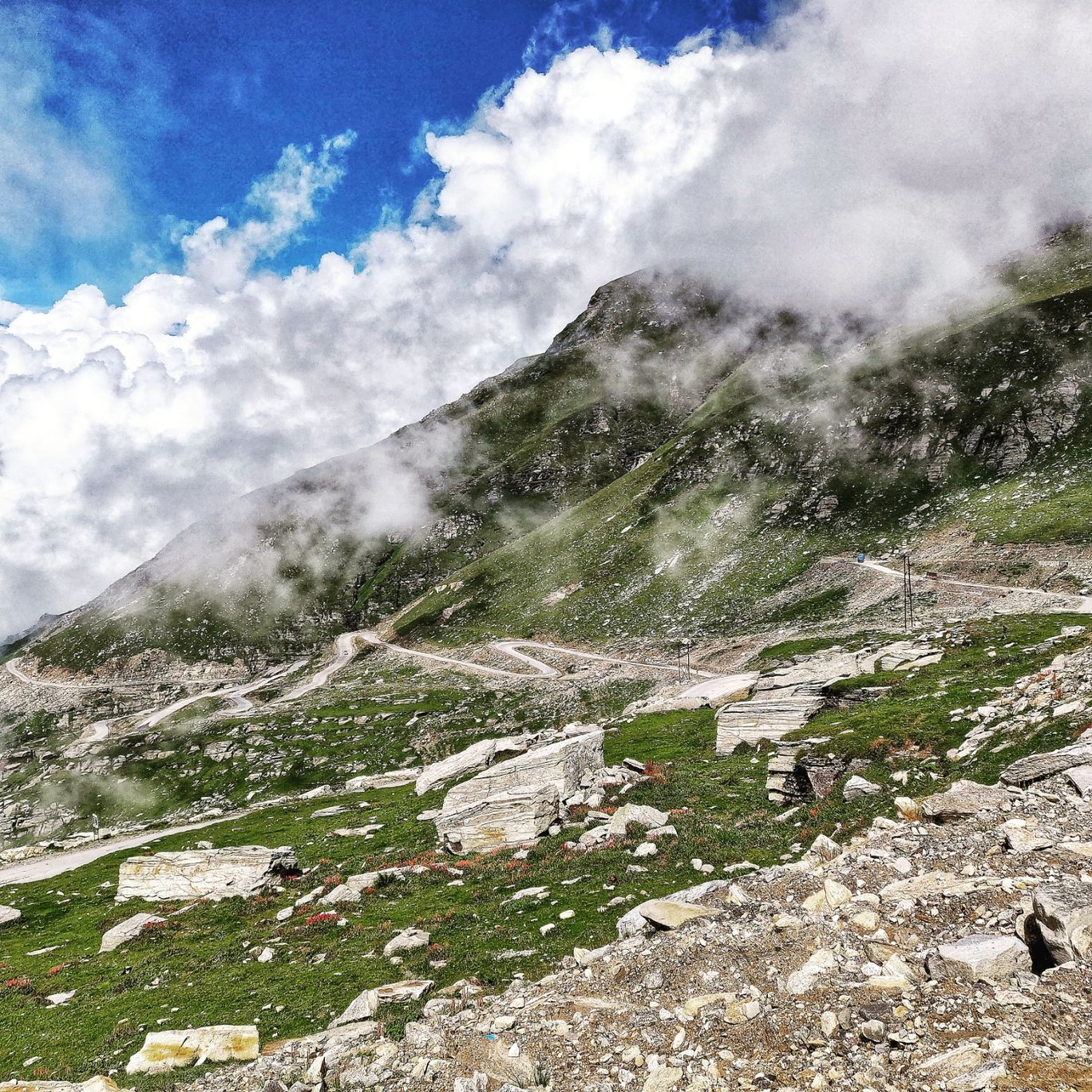 Photo of Rohtang Pass By rahul tilak