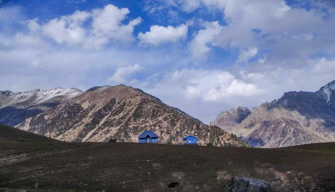 Photo of Gangbal Trail By Musaib iqbal bhat