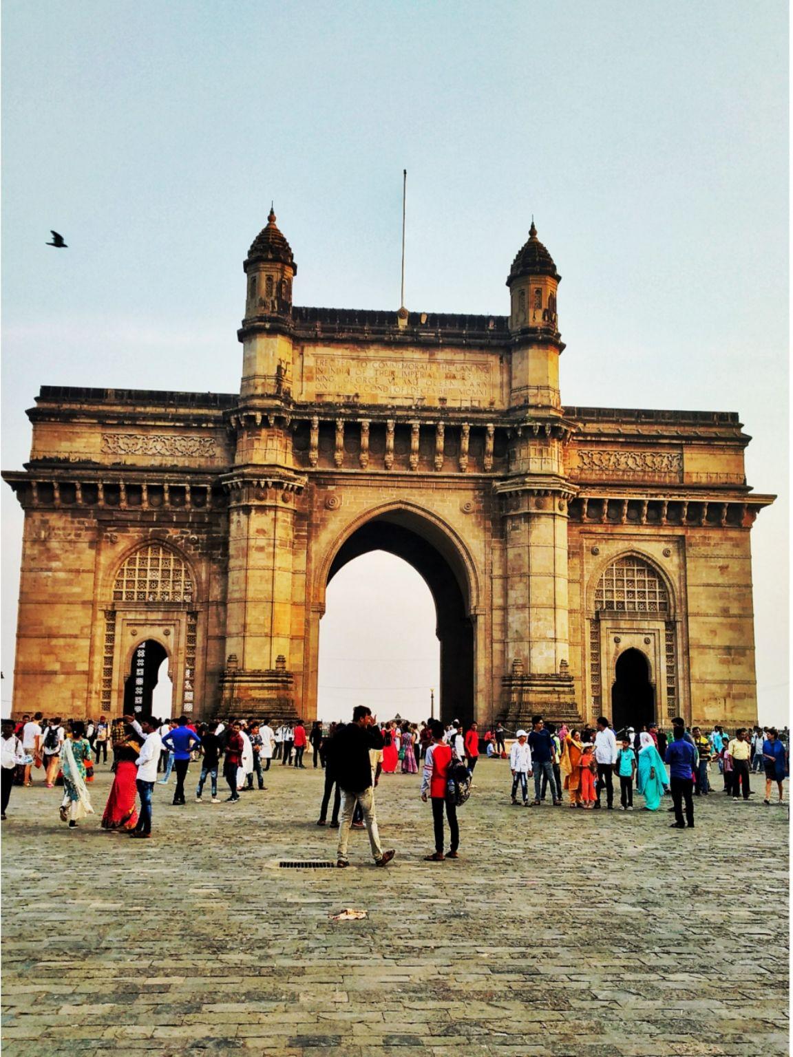 Photo of Gateway Of India Mumbai By Shahil