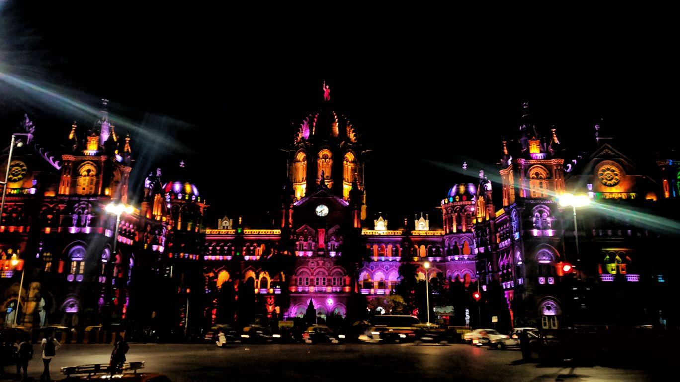 Photo of Chhatrapati Shivaji Terminus By Shahil