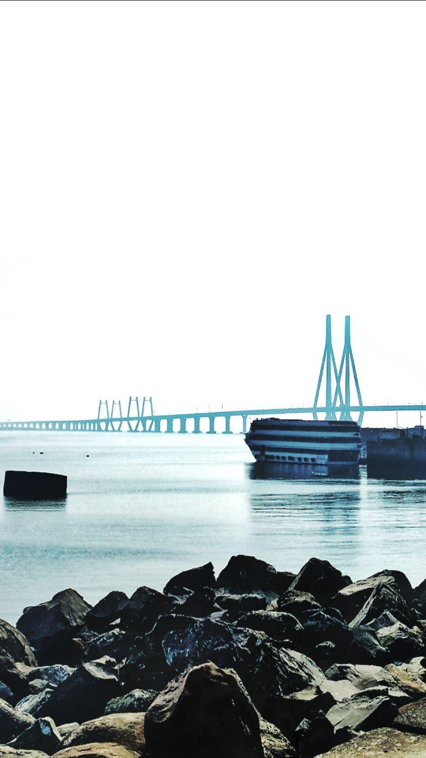 Photo of Bandra Worli Sea Link By Shahil
