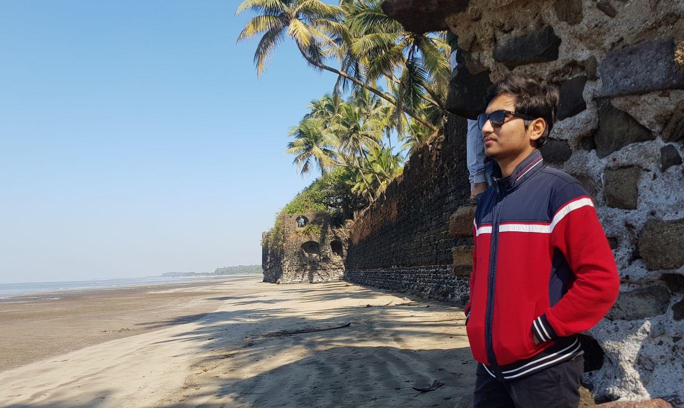 Photo of Revdanda Beach Fort By vishal Yeole