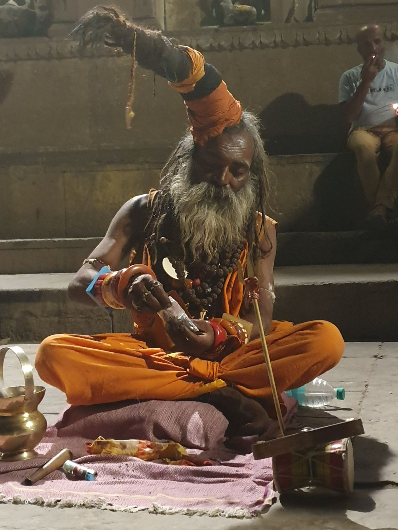 Photo of Dashashwamedh Ghat By Aashutosh Bhattacharyya