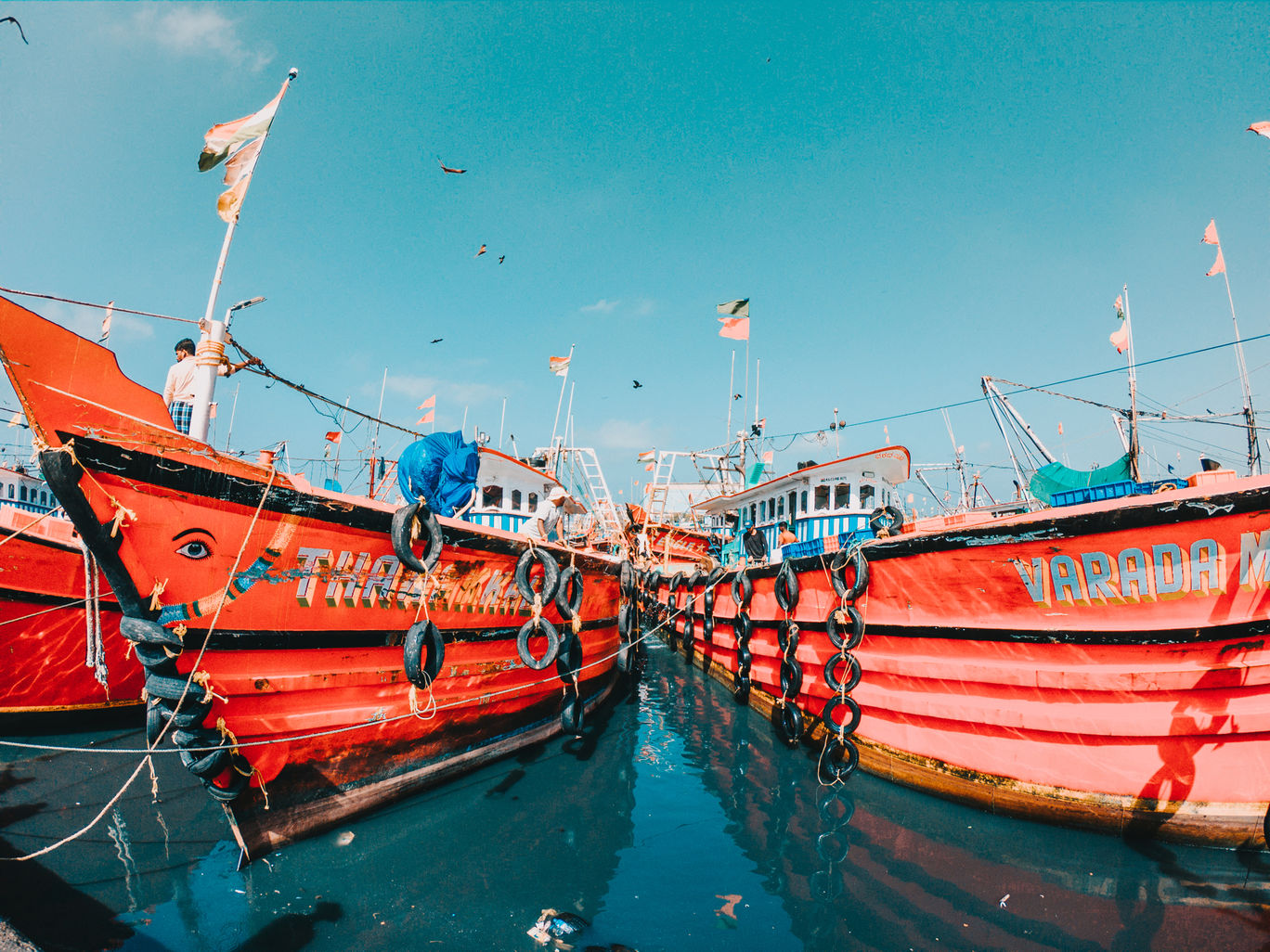 Photo of Malpe Fishing Harbour By Raees