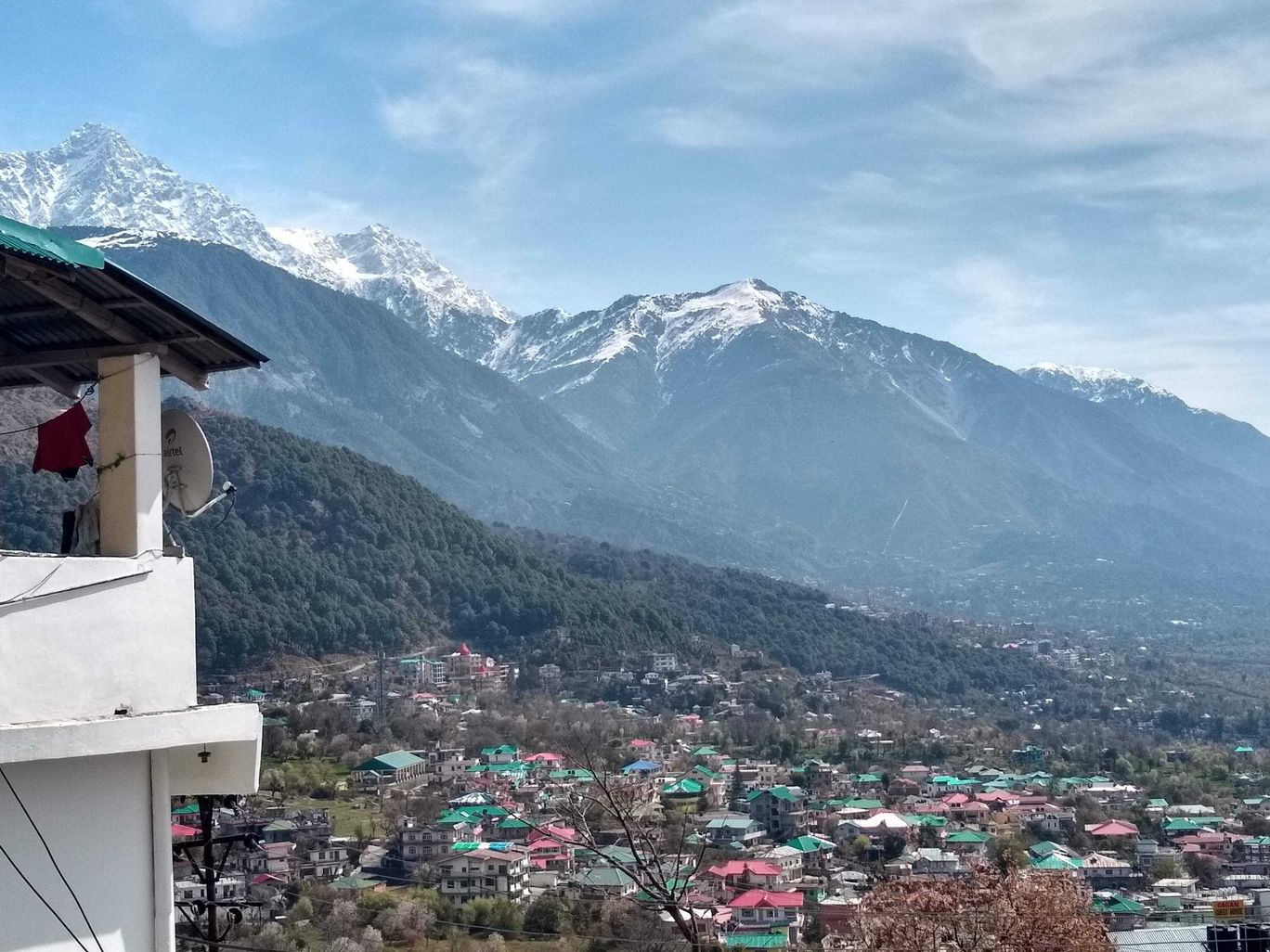 Photo of Dharamshala By Ritwick Eonsam
