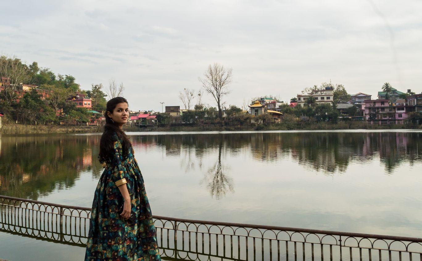 Photo of Rewalsar Lake By Kajal Sharma