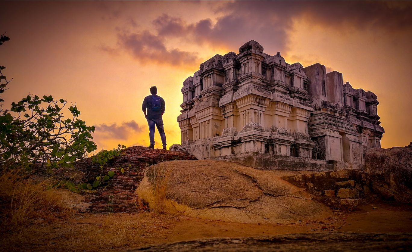 Photo of Chitharal Malaiyil Kovil Road By Ananth Ram