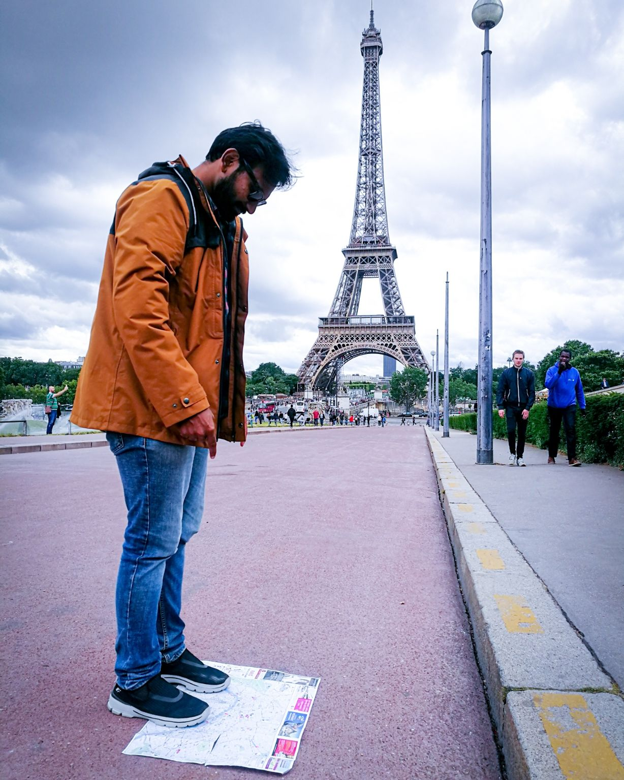 Photo of Paris By Ananth Ram