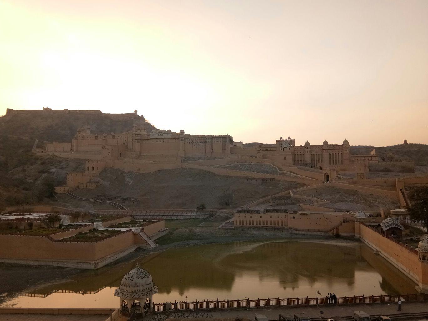 Photo of Amer Fort By ankit sahu