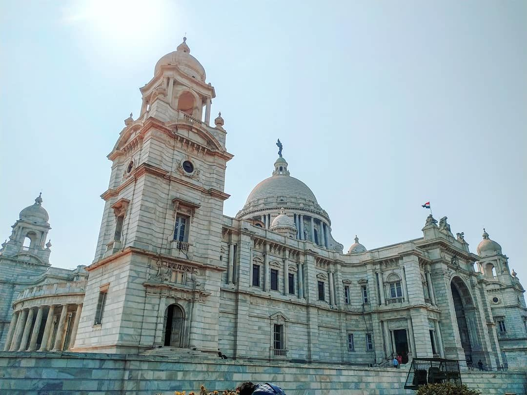 Photo of Victoria Memorial Hall By Aishwarya Saha