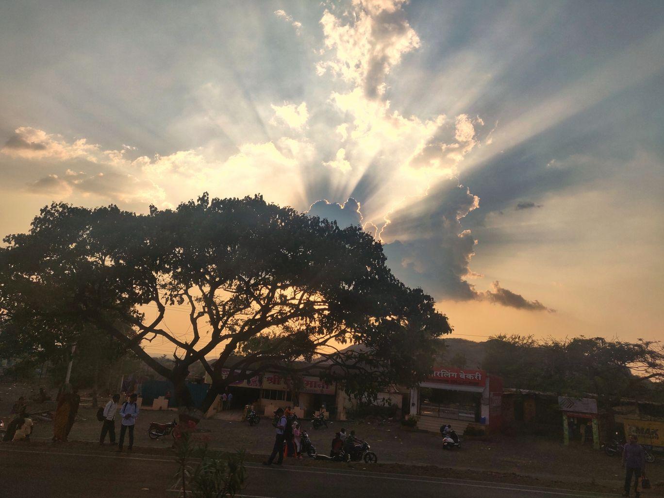 Photo of Kolhapur-Rukadi-Sangli Hwy By Denzil Dsouza