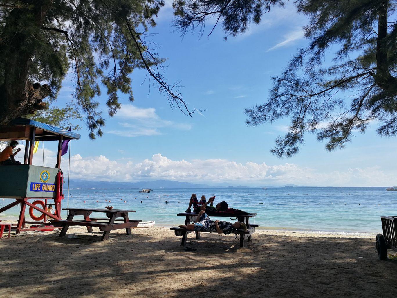 Photo of Manukan Island By Aza Muska