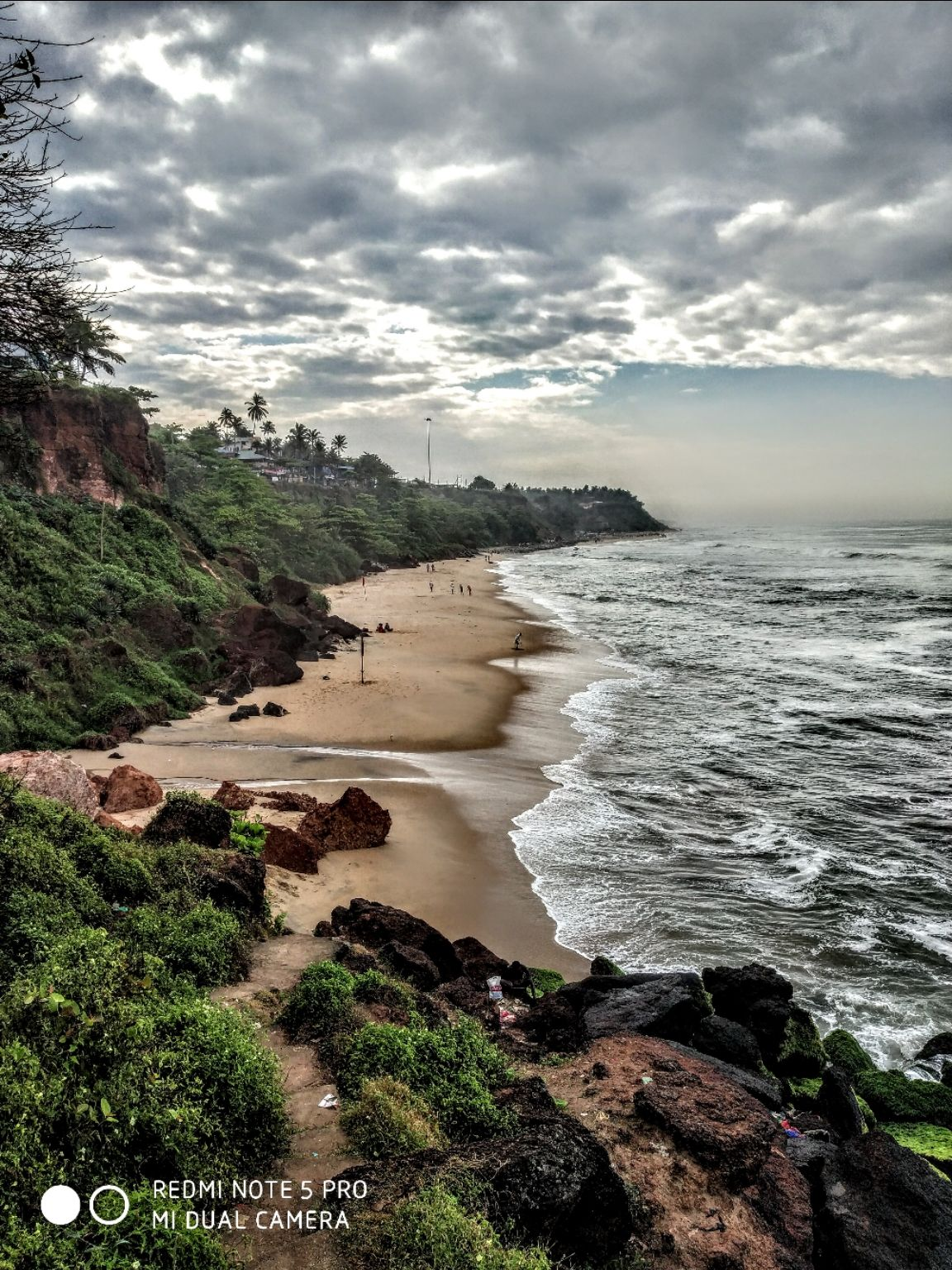 Photo of Varkala By Babu Paari