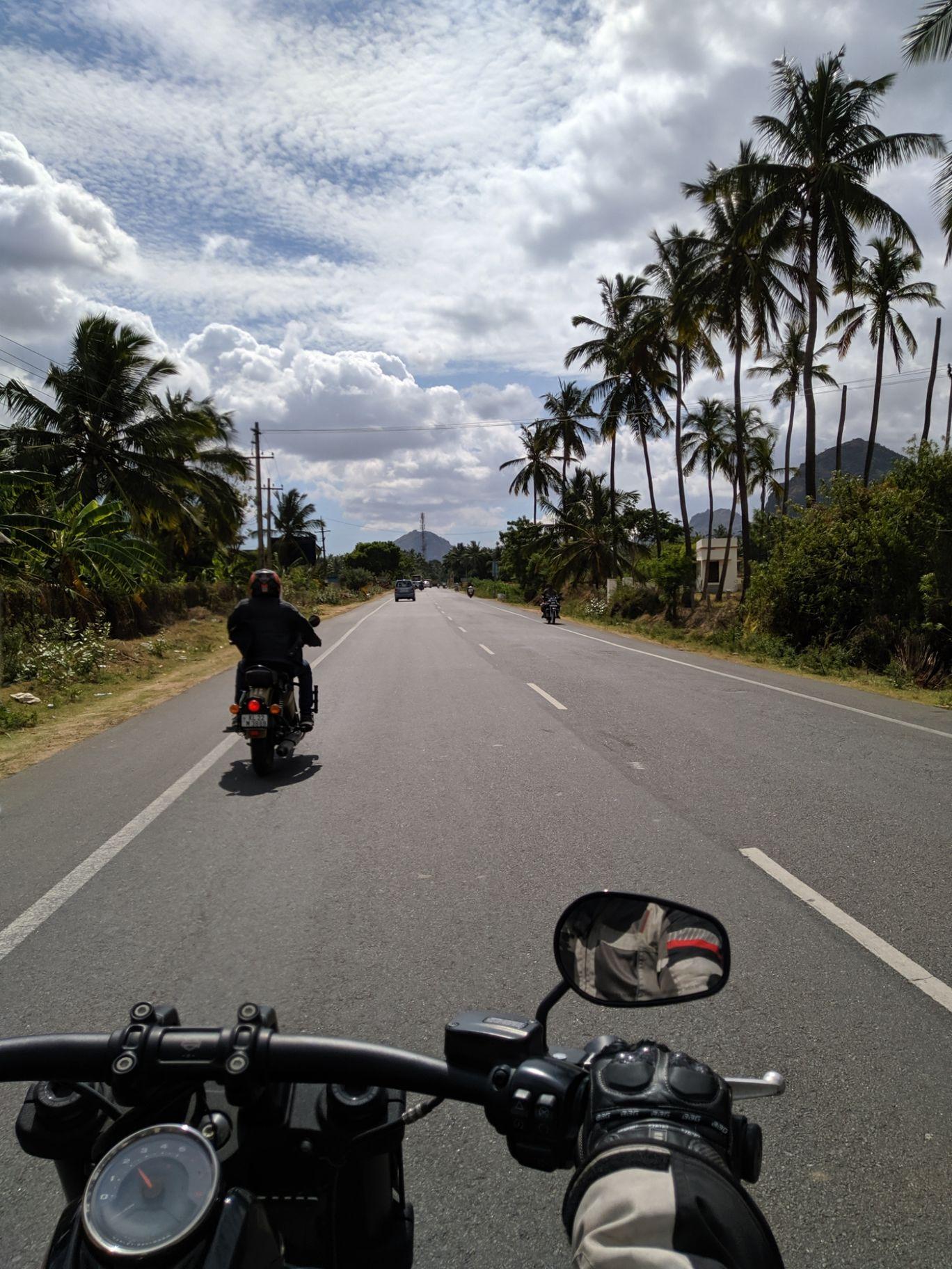 Photo of Dhanushkodi Point. By Vishnu Jith S
