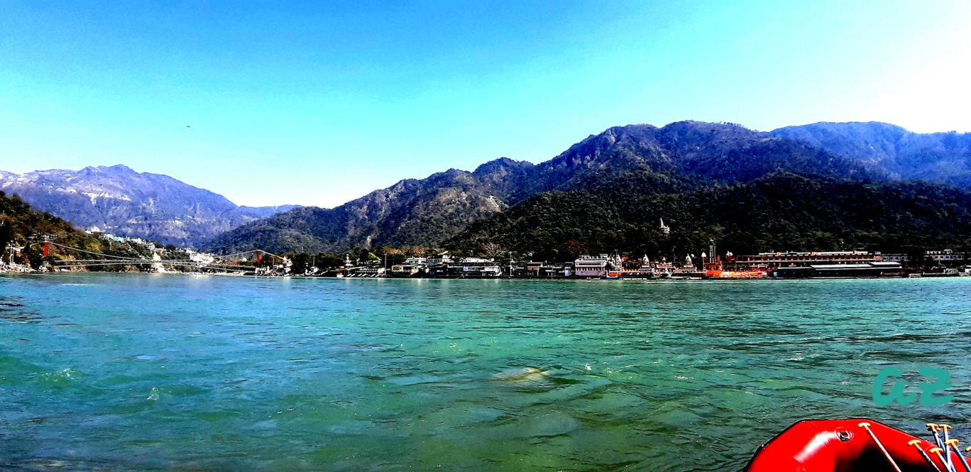 Photo of Rishikesh By azim akram