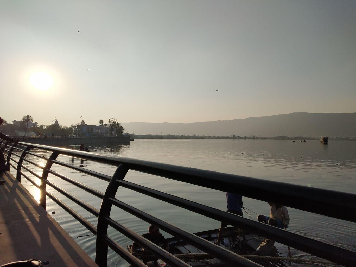 Photo of Anasagar Lake By Tff India
