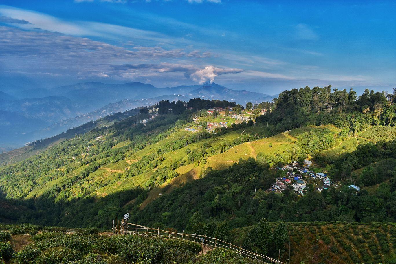 Photo of Darjeeling By ASHISH AUGUSTINE