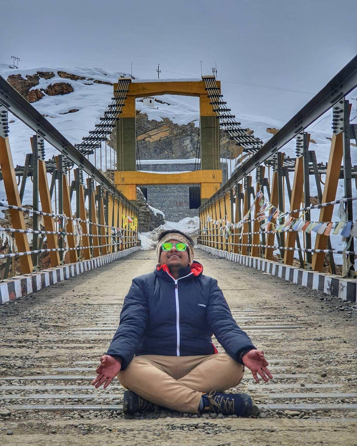 Photo of Chicham Bridge By Manish Ratra