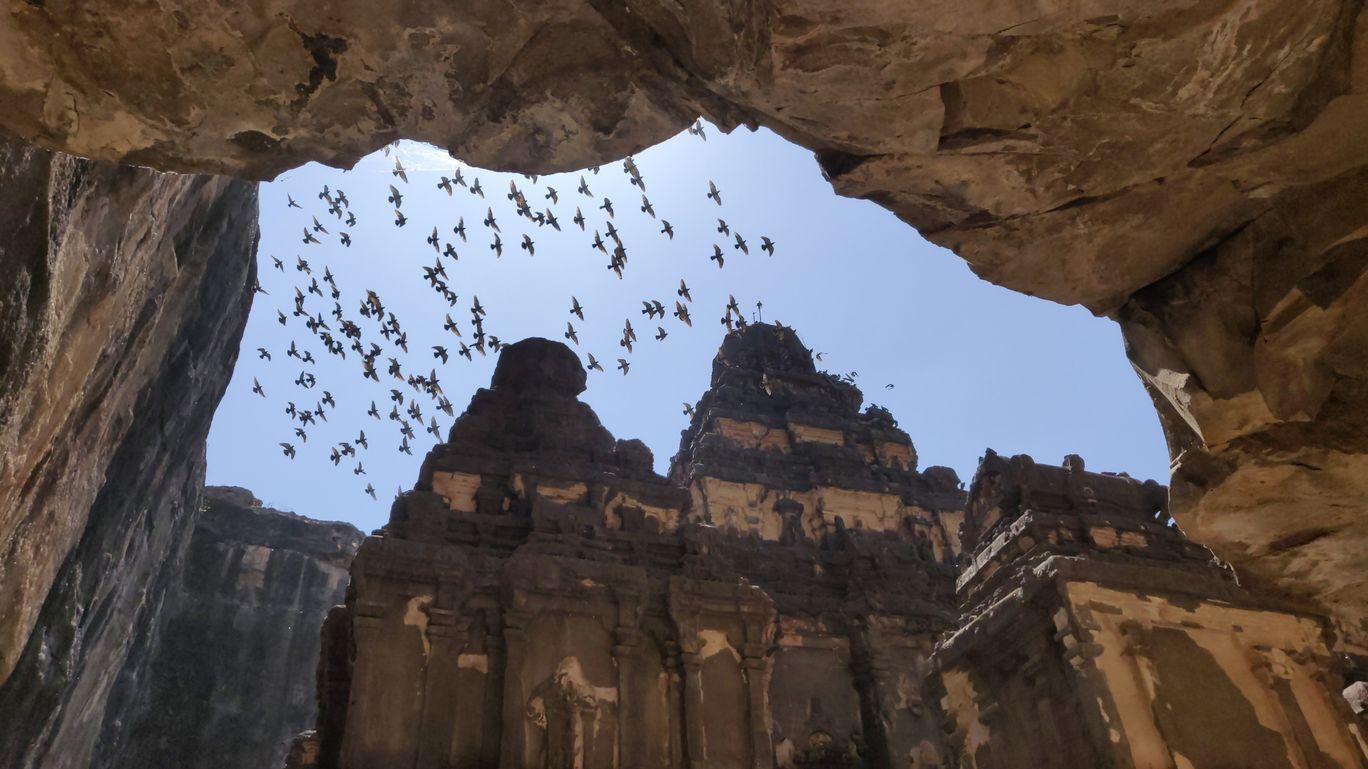 Photo of Ellora Caves By Lokesh Vishal